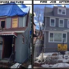 Fire restoration project queens ny